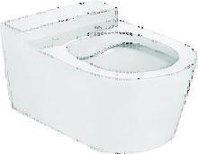 ROCA ROUND - Taza para inodoro de porcelana