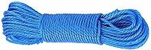 Rockyin 20m de Nylon Líneas Cuerda del Cable