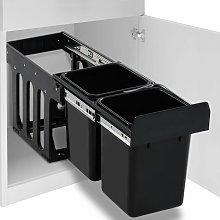 Rogal cubo de basura para reciclaje extraíble