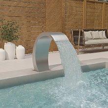 Rogal fuente de piscina de acero inoxidable 304