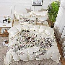 ropa de cama - Juego de funda nórdica, abstracto,