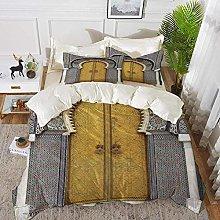 ropa de cama - Juego de funda nórdica, árabe,