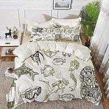 ropa de cama - Juego de funda nórdica, Buceo, The