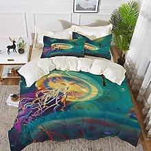 ropa de cama - Juego de funda nórdica, Fantasy