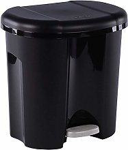 Rotho Duo, Cubo de basura 2x 10l para la