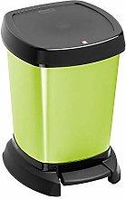 Rotho Paso, Cubo de basura 6l para el baño con