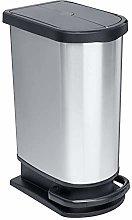 Rotho Paso, Cubo de basura de 50l para la