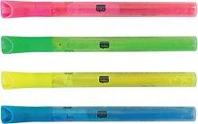 Rotulador Rexel colores neon (Pack 4) colores neón