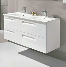 ROYO C0072610 VITALE 120 Mueble+Lavabo Blanco