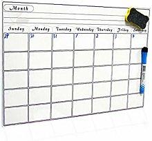 Rrunzfon Calendario Magnética Pizarra Inteligente