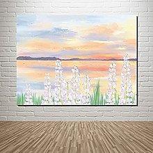 RTNUG tapizSala de Estar Colgante de Pared Pintura