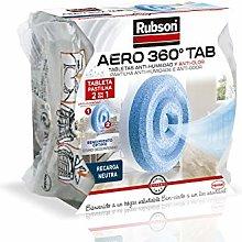 Rubson AERO 360° Tableta de recambio de olor