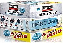Rubson AERO 360º Set de tabletas de recambio de