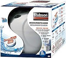 Rubson Compact Deshumidificador Aparato,
