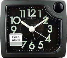 RUCC Elegante y Simple Alarma silenciosa Clock7 *