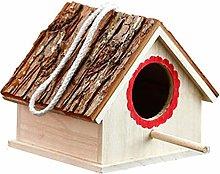 RUIXINLI Casa al Aire Libre de jardín Alimentador