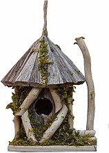 RUIXINLI Casa al Aire Libre de jardín Aves de