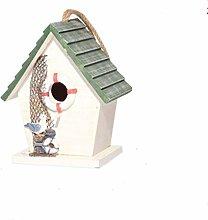 RUIXINLI Casa al Aire Libre de jardín Crafts
