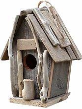 RUIXINLI Casa al Aire Libre de jardín Hecho a