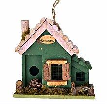 RUIXINLI Casa al Aire Libre de jardín Ornamentos