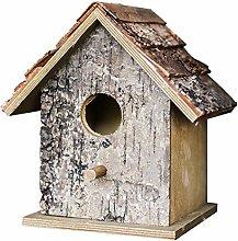 RUIXINLI Casa al Aire Libre de jardín Pájaro de