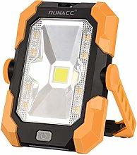 RUNACC LED Luz de trabajo Foco Led Bateria