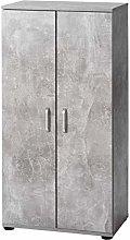 s-ideen Dynamic24 - Zapatero (madera con aspecto