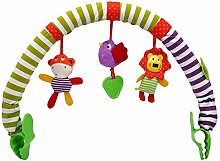 SAMTITY Arco de actividad para cochecito de bebé