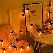 SANGSHI Guirnalda de luces LED multicolor, de