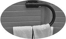 Sanycces - soporte de toalla para spa