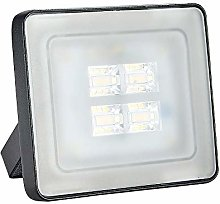 Sararoom 10W Foco proyector LED,IP65 Impermeable