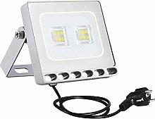 Sararoom 10W Proyector LED exteriores, 800LM Focos