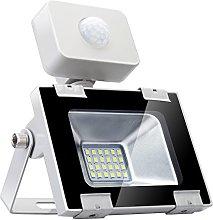 Sararoom 20W Foco LED Exterior,Con Sensor