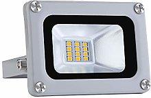Sararoom Focos LED 10W, 800LM Focos led exterior,