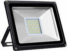 Sararoom Proyector Led 30W, 2400LM Foco LED, 3200K