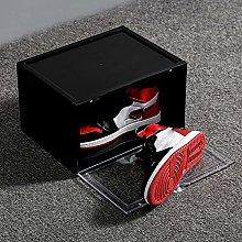 SATSAT Caja Organizadora De Zapatos De 2 Piezas,