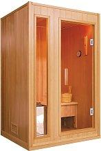 Sauna Tradicional Finlandesa 2 plazas Gama