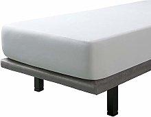 SAVEL, Protector de colchón Impermeable, Rizo