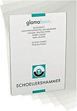 Schoellershammer Glama Microdraft-Bloc de 50 hojas