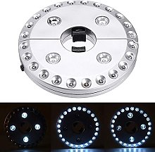 SDKFJ Luces para sombrillas Lámpara LED para
