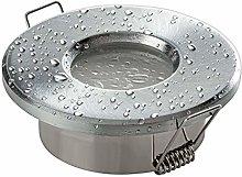 SEBSON Foco empotrable para baño, IP65, incluye