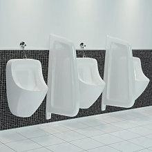 Separador de privacidad de urinario de pared