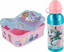 Set 1 Botella de Agua de Aluminio Infantil con