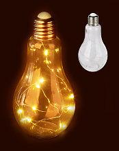 Set de dos lámparas decorativas LED, Lámpara de