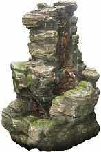 Set fuente de agua ubbink, modelo chios 1387057 -