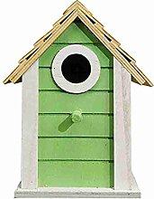 Shanghaiyuming - Casas de pájaros de madera para