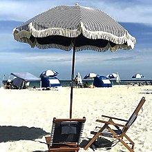 SHANJ 2,1 m Protección UV para Sombrilla de Playa