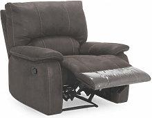 SHIITO- Sillón reclinable con reposapiés,
