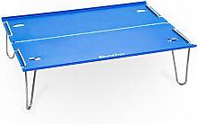 Shinetrip - Mesa plegable para acampar, mini mesa