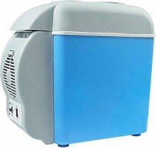 SHKUU Mini Nevera con congelador Mini Nevera